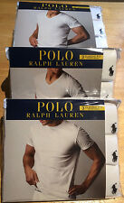 Polo Ralph Lauren Men's Classic Fit Undershirt Crew M L XL Free Ship NWT T-shirt