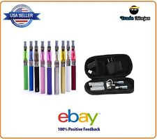 Double 1100mAh eGo-T Battery Pen Double Starter Kit + Case + Accessories