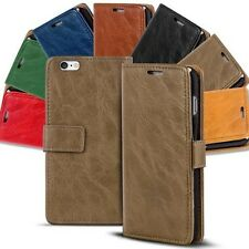 Protective Case Apple iPhone Book Cover Wallet Flip