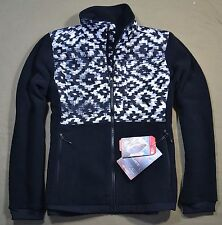 NWT WOMENS THE NORTH FACE DENALI 2 POLARTEC D-KAT PRINT JACKET COAT SZ M L