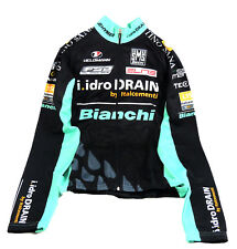 Santini AOO Team BIANCHI 2014 Long Sleeve Cycling Jersey - Various Sizes