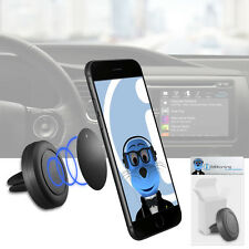 Compact Magnetic Mount Air Vent In Car Holder for Motorola XT910 RAZR