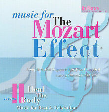 Music For The Mozart Effect, Volume 2, Heal the Body 1998 by Campbell Ex-library