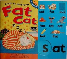 Learn to Read with Fat Cat:  Fun with Phonics