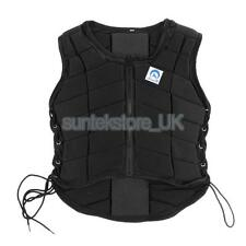 Premium Zip Adjustable Equestrian Body Protector Horse Riding Safety Guard Vest