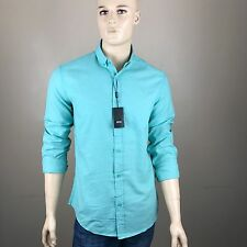 HUGO BOSS Men's Casual Shirt, Top, Slim Fit, CLEARANCE Best Price! Sizes:M,L,XL