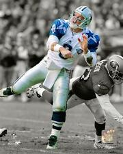 Dallas Cowboys Troy Aikman NFL Football Photofile Spotlight 8x10 Photo Picture