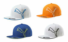 PUMA Golf Youth Jr Kids Monoline 110 Flat Brim Cap Hat Rickie Fowler > NWT