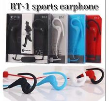 Wireless Bluetooth Headset  Earphone Sport Headphone for iPhone/ LG/  Samsung