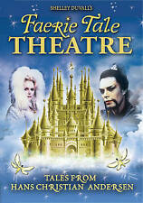 Faerie Tale Theatre: Tales from Hans Christian Andersen(DVD, 4 SHOWS)