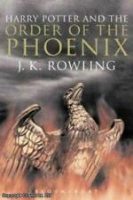 Rowling: HARRY POTTER AND THE ORDER OF THE PHOENIX (BOOK 5): ADULT EDITION. 1st