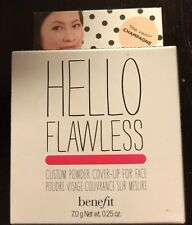 Benefit Hello Flawless Custom Powder Cover-up For Face Nib