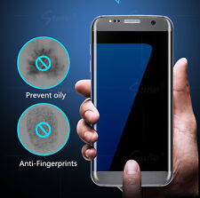 Anti-Spy Privacy Screen protector 9H 3D Tempered Glass for Samsung Galaxy S8Plus