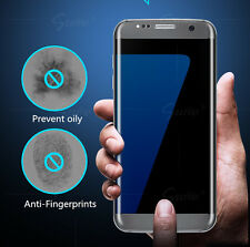 For Samsung Galaxy S8 Privacy Screen protector 9H 3D Tempered Glass Anti-Spy