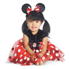 Red Minnie Mouse Disney Infant/Toddler Costume