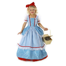 Girls Wizard of Oz Dorothy Pocket Princess Costume