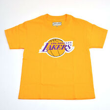 Los Angeles Lakers Youth Primary Logo T-Shirt (Gold)