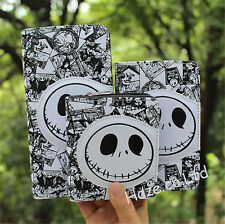 The Nightmare Before Christmas Jack Wallet Purse Layers Cosplay ID Card Wallet