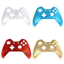 Chrome Plating Front Shell Case Cover Faceplate for Xbox One Wireless Controller