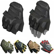 Tactical Gloves Camouflage Military Airsoft Shooting Hunting Half Finger Gloves