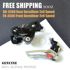 New MTB Shimano SORA FD RD 3500 9-Speed Front Rear Derailleur Free Shipping
