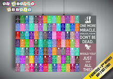 Poster KEEP CALM AND CARRY ON FUN COMPILES Wall Art