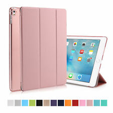 Leather Magnetic Smart Stand Slim Case Cover For Apple iPad 4 3 2 mini Air 2 Pro