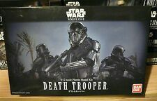 Death trooper Bandai 1/12 Model Kit STAR WARS ROGUE ONE UK SELLER Fast Delivery