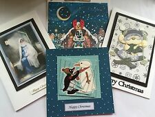 Single Handmade Christmas Cards In 60 Designs From 99p Buy 3 Get 1 Free P & P