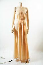 NWT INDAH Moana Strapless Sunset Maxi Rayon Dress Anthropologie