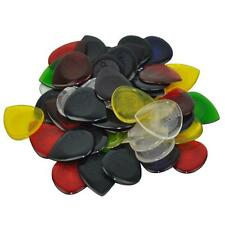 50 pcs New Heavy 2mm Water Drop Guitar Picks Plectrums For Electric Guitar Jazz