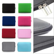 "Zipper Soft Sleeve Bag Case 15-inch 15"" 15.6"" for MacBook Pro Retina Laptop K4I1"