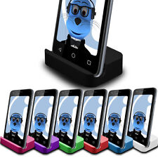 Quality Desktop Charger Dock Mount Stand Cradle Micro USB for HTC Desire