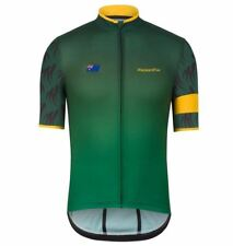 Australia Summer Cycling Team Jersey Ropa Ciclismo