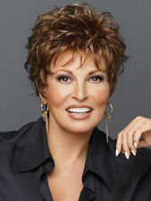 WHISPER Wig by RAQUEL WELCH, ANY COLOR! Memory Cap, Super Lightweight! Short NEW