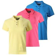 Womens Polo T Shirt Tokyo Laundry Holly Ladies Pique Short Sleeved Collared Top
