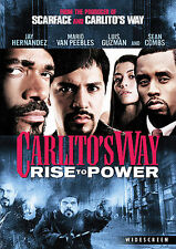 Carlitos Way: Rise To Power (DVD, 2005, Widescreen)  SEALED