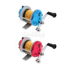 Fishing Spinning Drum Reels Right Hand Reel Spool Plate Baitcast Coil Roller