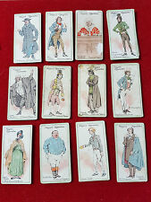 CIGARETTE CARDS - CHARACTERS FROM  DICKENS ~ John Players 1912 ~ Collectable