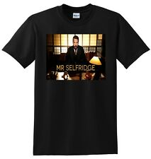 *NEW* MR SELFRIDGE T SHIRT season 1 2 3 SMALL MEDIUM LARGE or XL adult sizes