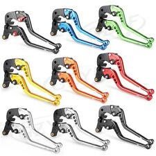 9colors Adjustable Long Brake Clutch Levers For Ducati 996/998/B/S/R 1999-2003