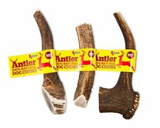 Antos Antler Chews For Dogs Small Medium Large Stag Bar