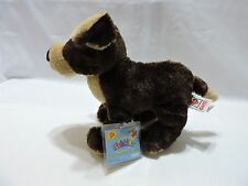 Webkinz Mocha Pup Puppy Dog Brown Plush Stuffed Animal Ganz HM348