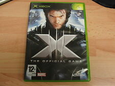 X-Men III: The Official Game (Microsoft Xbox) - European Version