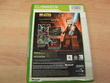LEGO STAR WARS THE VIDEO GAME XBOX