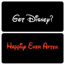 Got Disney or Happily Ever After Vinyl Decal Sticker