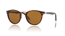 new persol phantos genuine po3108s-2 unisex polarized 100% uv hand made in italy