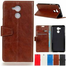 Card Holder PU Leather+TPU Flip Wallet Case Cover Stand Pouch For Samsung Google