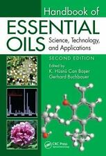 Handbook of Essential Oils: Science, Technology and Applications Hardcover