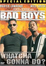 Bad Boys (DVD, 2000, Special Edition Multiple Languages)